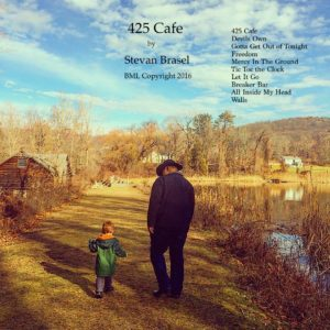 "Listen to my 7th CD ""425 Cafe"""